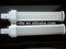 SMD LED PLC 11W G24D,G24Q base replace PLC 26w