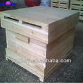 الجملة الصين التنوب الخشب مع أرخص الأسعار خلية النحل مربع