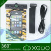 camo design with compass pouch for iphone waterproof bag