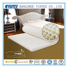 Comfort Folding Queen 5CM Memory Foam Thin Mattress Topper Hangzhou Factory