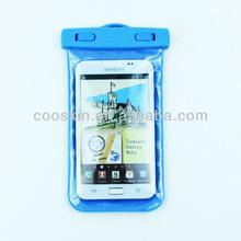 Universal sport type reasonable price waterproof cellphone bag for SUMSUNG series