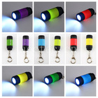2014 hot Promotion Gift mini led flashlight keychain