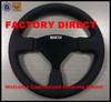 Aftermarket MOMO / NARDI / SPARCO / OMP / KEYS Custom Leather Racing Go Kart Steering Wheel