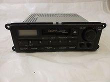 Radio control CD changer control 96 97 98 99 00 01 02 03 ACURA RL 2001 2002