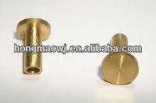 cnc machining service brass rivets