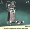 Cryolipolysis procedure,Operation video/Emergency stop/Heart rate tester approval,2 years warranty