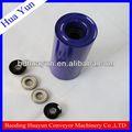 Aço transportador de rolos / correia transportadora cilindro de retorno / eletrostática equipamentos de pintura