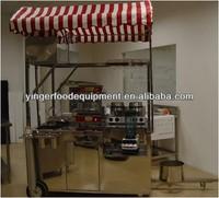 food cart,food van/street food vending cart for sales,hot dog cart/mobile food trailer