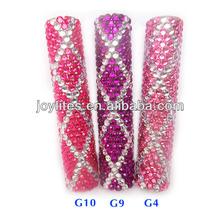 [joylites]2014best selling e cigarette diamond battery 900mah diamond for ego battery first choice for woman