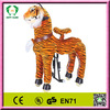 HI CE cute wooden rocking horse toy,mechanical horse toys,running horse toy