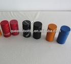 standard aluminium caps for glass bottles
