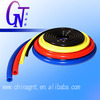 colored soft silicone rubber tubing