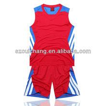 2014 latest polyester plain basketball jersey design/basketball jersey reverse