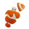 Fish Shaped Cartoon USB PVC Flash Drive , OEM Cartoon USB Flash Drives Welcome, Direct Selling USB Flash Drives from USB Factory