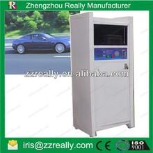 Coin taken card operated self service car cleaner car washer washing machine