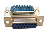 Alibaba China Supplier 15 pin D SUB Mini Connector