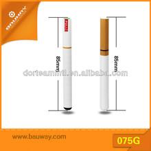 Wholesale popular 120puffs e Hookah Disposable e-cigarette 075G ($1.5)very hot