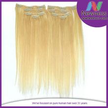 Distributors Wholesale Virgin Brazilian Afro Clip In Hair Extension