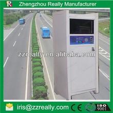 High pressure coin operated car washing machine