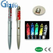 Oil injection PDA lighting pen