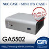 Smallest Computer Case for Digital Signage and HTPC Application-GA5502