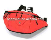 2014 NEW Casual Mens waist Belt Bags Sports Body Bags Hip bag (UF-44215)