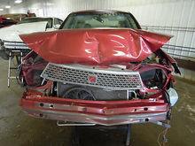 2003 saturn l serisi sedan arka emniyet kemeri ve retraktör sadece lh sürücü gri