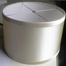 """thai silk lamp shade,1""""wide trimmed"""