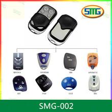 Beninca, portero, novoferm, skymaster, gbd, aprimatic, clave, faac, agradable, dea marcas cara a cara duplicados de mando a distancia smg-001