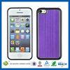 C&T Pure pattern aluminum metal case for apple iphone 5