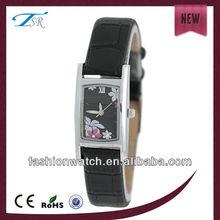 fashion in British studding square on dial japan movt elegant trendy wrist bracelet women hand watch