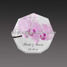 wholesale acrylic souvenir craft for wedding