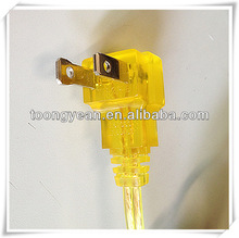 Table & floor lamp power supply cord for USA