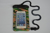 waterproof cell phone pouch for iphone5s with earphone