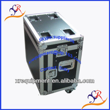 Plasma tv flight cases with flight case butterfly lock