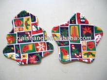 European Fashionable First Rate High Quality food grade christmas tree plate Bpa free