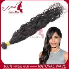 Carina Hair Products Natural Wave Grade AAAAA Excellent Feedback Finest Wholesale Virgin Iindian Remy Hair
