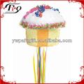 partido de la decoración de la torta con cinta de diseño al por mayor para adultos piñata de papel