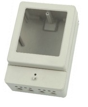 DDSF-017 Single-phase electric meter box abs electronic enclosure