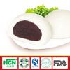 frozen chinese steam dim sum manufacture steamed stuffed red bean bun