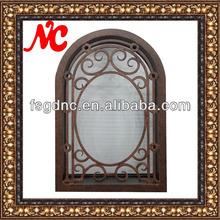 Metal Iron Full Arch Window