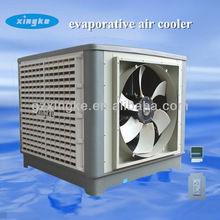 220V 18000m3/h airflow Vietnam industrial air cooler/Automatic roof ventilator/cold room machinery