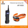 AETERTEK AT-919 1000meter range DOG REMOTE TRAINING SHOCK COLLAR,RECHARGEABLE AND WATERPROOF