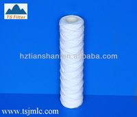 Spiral Wound Membranes filter cartridge for water clarification