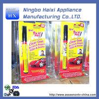 Non-Toxic plastic scratch remover