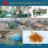 elastic rubber band machine
