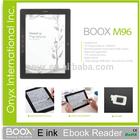 e-ink ebook reader Big Screen 9.7'' M96