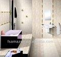 Mexicano banheiro mosaico de concreto, que ladrilhos tipos