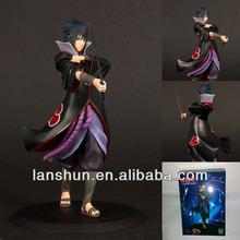 """Xtra Naruto Shippuuden Sasuke Uchiha 17cm/6.7"""" Action Figure New in Box"""