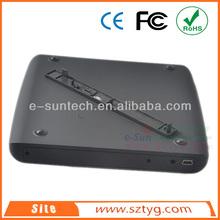 ECD013-US Portable Slim Tablet PC External USB DVD Lightscribe Drive CD RW DVD ROM Burner Case Enclosure